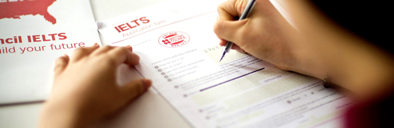 Book my IELTS Test